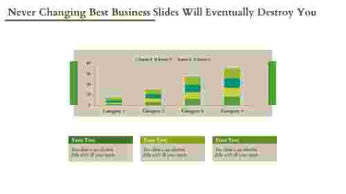 Simple best business slides