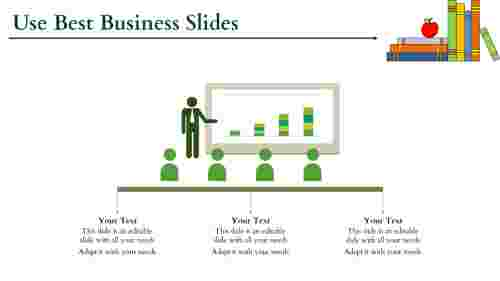 best business slides-Use BEST BUSINESS SLIDES