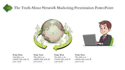 Network Marketing Presentation PowerPoint Template