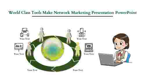 Make Best Network Marketing Presentation Powerpoint