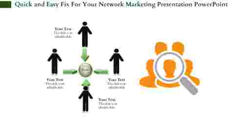 Easy Editable Network Marketing Presentation Powerpoint