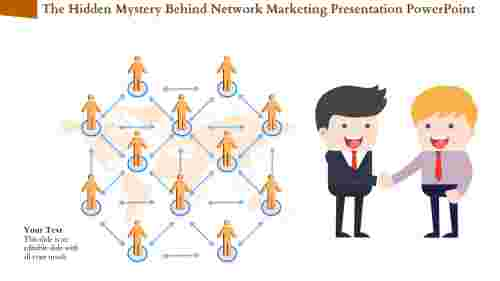 Network Marketing Presentation Powerpoint With Icons
