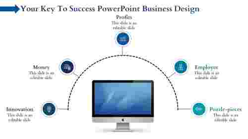Innovative PowerPoint Business Design Template