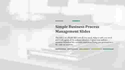 business process management slides - portfolio