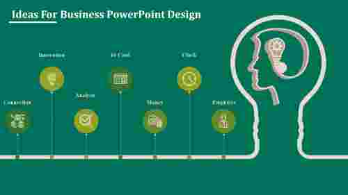 Timeline model Business Powerpoint Design