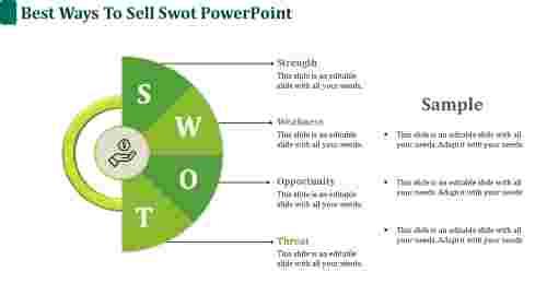 Swot Powerpoint - half sphere model