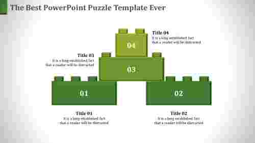 powerpoint puzzle template-The Best Powerpoint Puzzle Template Ever