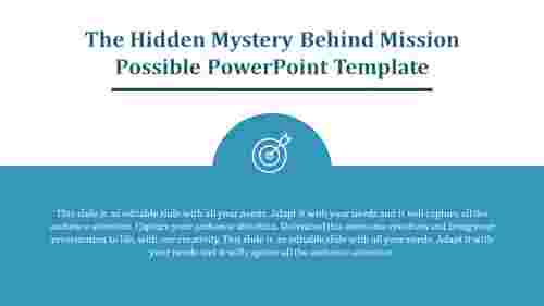 mission possible powerpoint template-The Hidden Mystery Behind Mission Possible Powerpoint Template
