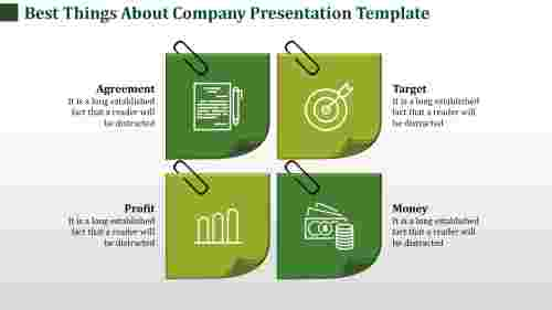 company presentation template-Best Things About Company Presentation Template