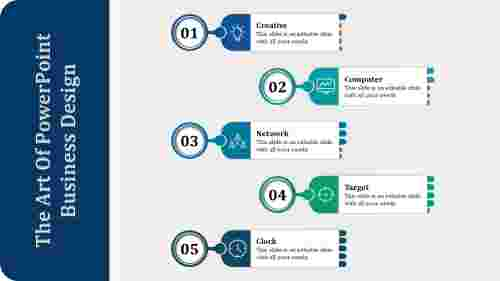 powerpoint business design