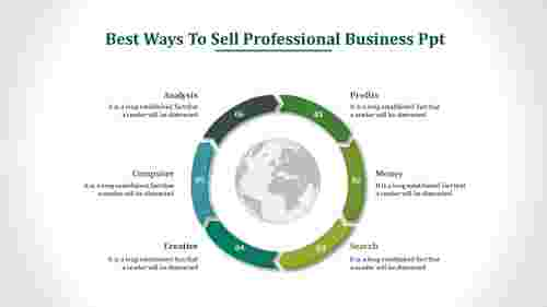 professional business PPT