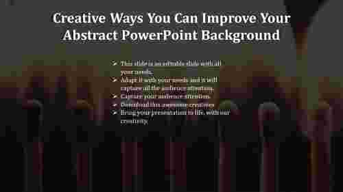abstract powerpoint theme background