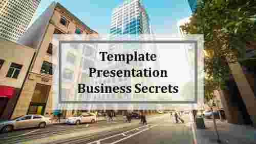 abstract background template presentation business