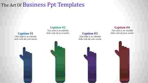 business ppt templates-The Art Of Business Ppt Templates