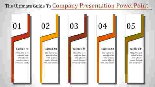 company presentation powerpoint