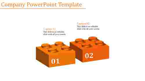 company powerpoint template-Company Powerpoint Template-2-Orange