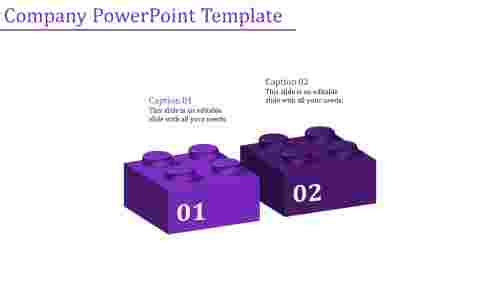 company powerpoint template-Company Powerpoint Template-2-Purple