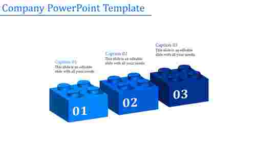 company powerpoint template-Company Powerpoint Template-3-Blue