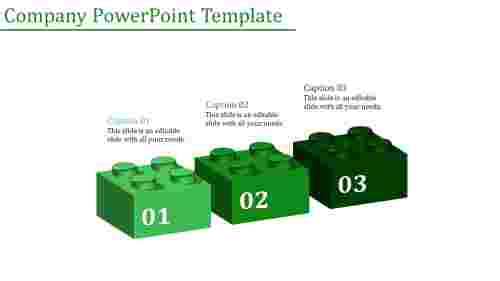 company powerpoint template-Company Powerpoint Template-3-Green