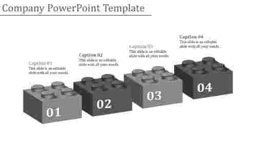company powerpoint template-Company Powerpoint Template-Gray