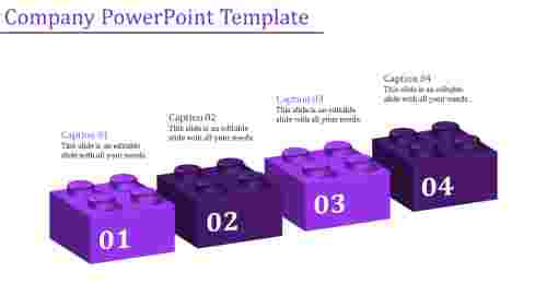 company powerpoint template-Company Powerpoint Template-Purple