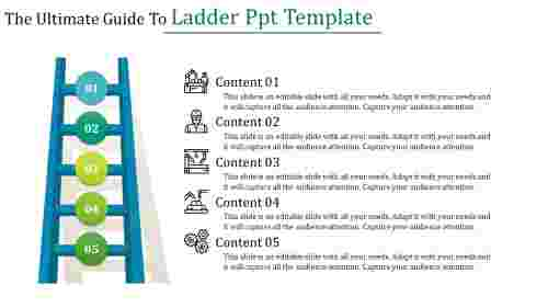 ladder ppt template-The Ultimate Guide To Ladder Ppt Template