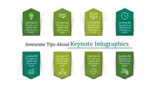 Simple best keynote infographics