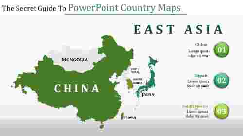 powerpoint country maps