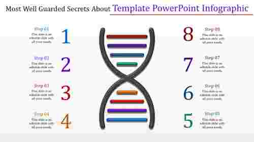 template powerpoint infographic