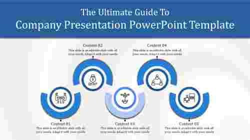 company presentation powerpoint templa