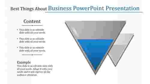 triangleplanbusinesspowerpointpresentation