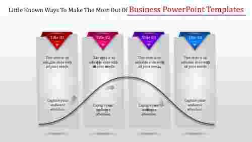 3D format business powerpoint templates