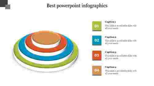 3D best powerpoint infographics