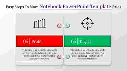 notebook powerpoint template-Easy Steps To More Notebook Powerpoint Template Sales-Style-2