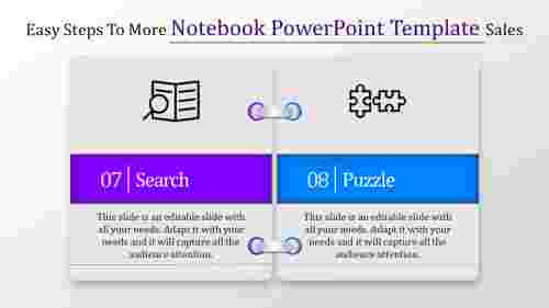 notebook powerpoint template-Easy Steps To More Notebook Powerpoint Template Sales-Style-3