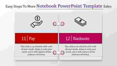 notebook powerpoint template-Easy Steps To More Notebook Powerpoint Template Sales-Style-5