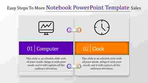 notebook powerpoint template-Easy Steps To More Notebook Powerpoint Template Sales