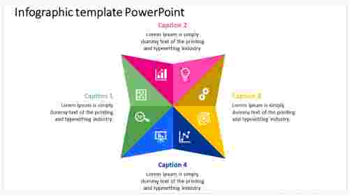 Interactive Infographic Powerpoint Template