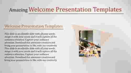 welcome presentation templates-Amazing Welcome Presentation Templates