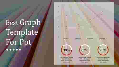 graph template for PPT