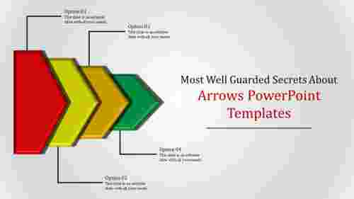 This Is Why This Year Will Be The Year Of Arrows Powerpoint Templates