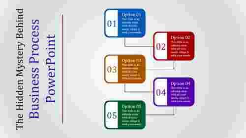 ZigZag Business Process Powerpoint