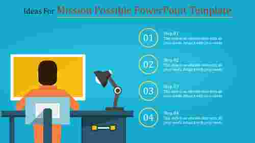 mission possible powerpoint template