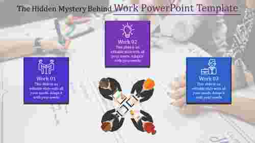 work powerpoint template