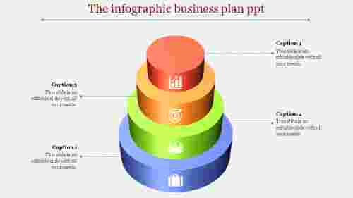 Business plan PPT - 3D Cylinder Design