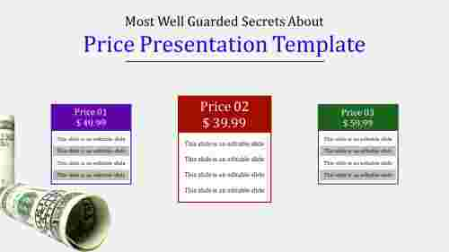 price presentation template-Most Well Guarded Secrets About Price Presentation Template