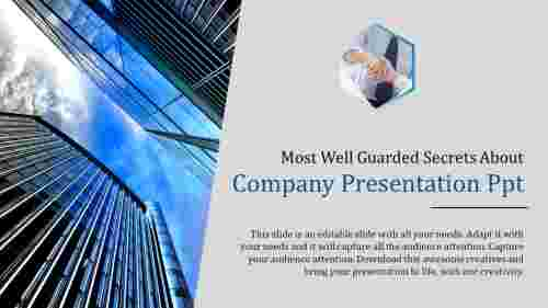 company presentation ppt-Most Well Guarded Secrets About Company Presentation Ppt