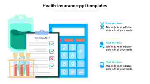 health insurance ppt templates