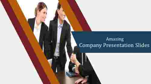 company presentation slides