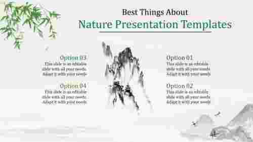 nature presentation templates
